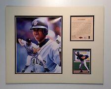 Seattle Mariners Alex Rodriguez 1997 MLB Baseball 11x14 MATTED Lithograph Print