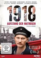 1918 AUFSTAND DER MATROSEN - BECKER,JENS   DVD NEU