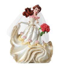 Disney Haute Couture - Statue Belle Mariée La belle et la Bête