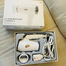 T3 Featherwright Folding Compact Hair Dryer White