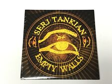 "SERJ TANKIAN Empty Walls 7"" LIMITED VINYL RECORD NEW SEALED Promo LP NEW"