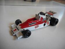 Yaxon F1 Formula 1 Mclaren M26 in WHite on 1:43
