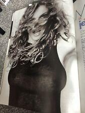 Madonna Elle France Magazine 1998 Ray Of Light Era