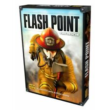 Flash Point Fire Rescue 2nd Edition Board Game - (New)