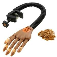 Training hand with clamp and tips, Brand new, UK Seller