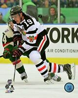 "Jonathan Toews Chicago Blackhawks NHL Stadium Series Action Photo (8"" x 10"")"