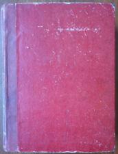 Libros antiguos y de colección color principal rojo