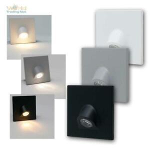 LED - Matte Surface Mounted Ceiling Light For up-Schalter-Dose, Lamp