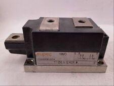 * Eupec Powerblock Module TT 250 N 12 KOF, Used