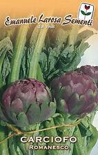 50 Semi/Seeds CARCIOFO Romanesco