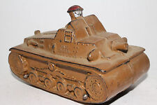 1940's Auburn Rubber Military Army Tank, Nice Original Lot #4
