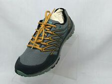 Merrell Bound Gray Yellow Athletic Running Shoes Womens Size 7