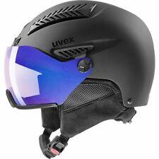 Uvex - Helmet 600 Visor Vario - Color: Black Matte - Size: L (57 - 59 CM)
