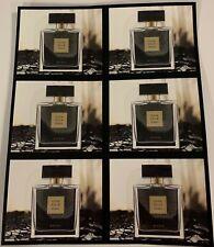 Avon Little Black Dress Sample Card