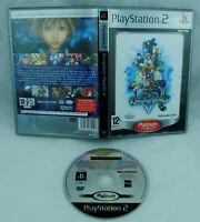 Jeu KINGDOM HEARTS II sur Playstation 2 PS2 CD REMIS A NEUF VF PAL