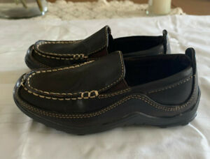 Cole Haan new size 10 boys loafers