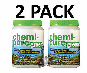 BOYD ENTERPRISES CHEMI-PURE GREEN 11OZ FRESHWATER PLANTED MEDIA [2 PACK] -CPGN11