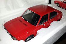 KK-Scale 1:18 Alfa Romeo Alfasud 1974 rood nieuw in doos