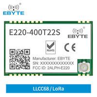 Ebyte 433MHz Rf Module wireless E220-400T22S LLCC68 LoRa  Long Range UART module