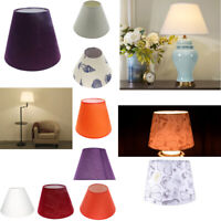 Cotton Textured Fabric Coolie Table Lamp Lampshade Light Shade Table Ceiling Art