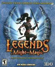 Legends of Might and Magic - Brand New - Sealed Big Box - PC Hack'n Slash Action