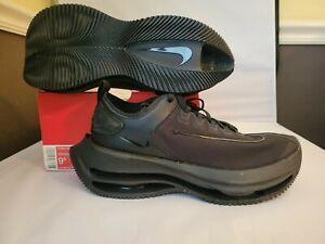 Nike Zoom Double Stacked Women Shoes Triple Black CZ2909-001 Size 9.5