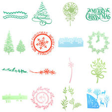 Snowflake Diy Cutting this stencil Scrapbooking Card Diary stanzschablone
