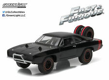 Greenlight 1:43 Fast & Furious Dom's 1970 Dodge Charger R/T (Off-Road Version)