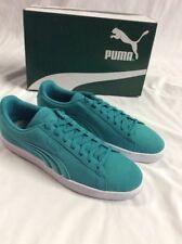Men's Puma Suede Classic Badge Size US 13 EUR 47  Navigate Color Casual Shoes