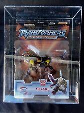 2003 Transformers AFA Universe Snarl Tape Sealed MISB MIB BOX