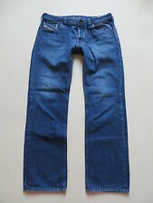 Diesel YARIK wash 0F8FA straight fit Jeans Hose, W 34 /L 32, Vintage Denim ! 50