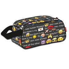EMOJI TALK Wash Gym Sports Shoe Bag ORIGINAL OFFICIAL Girls Boys Travel Weekend