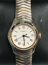 Ladies Ebel Classic Automatic White Dial Watch 1215926