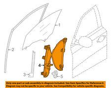 NISSAN OEM 13-18 Pathfinder Front Door-Window Regulator 807213KA0A