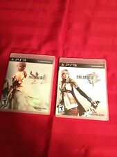 Final Fantasy XIII & XIII-2- Ps3 L@@K