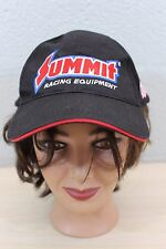 Summit Racing Equipment Baseball Trucker Cap Hat Adjustable