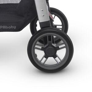 Uppababy Cruz 2015-2019 Rear Wheels -Silver