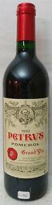 Petrus - Bordeaux - Pomerol -1992