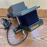 DURST M670 BW Enlarger Head Carriage & Bellows / Replacement / Darkroom Photo