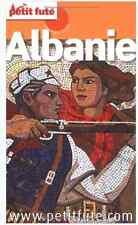 Carte touristique Guide voyage Petit Futé ALBANIE 2009 2010 2ème édition NEUF