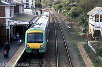 Southern Trains 171727 Rye 2005 Rail Photo