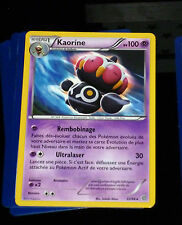 TCG POKEMON RARE CARD CARTE 33/98 KAORINE FR VF ORIGINES ANTIQUES FRANCAISE