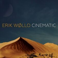 ERIK WOLLO Cinematic CD Digipack 2017 LTD.500