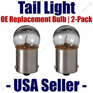 Tail Light Bulb 2pk - OE Replacement Fits Listed DeLorean Vehicles - 5007