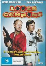 LOOSE CANNONS - GENE HACKMAN & DAN AYKROYD - NEW R4 DVD FREE LOCAL POST