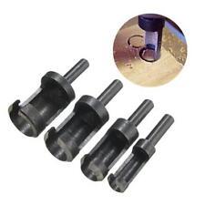 4pc Wood Plug Cutter Dowel Tool Claw Drill Bits Tenon Hole 6mm 10mm 13mm 16mm JJ