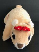 Dan Dee Clarice Plush Pillow Island of Misfit Toys 50 Years Stuffed Reindeer Red