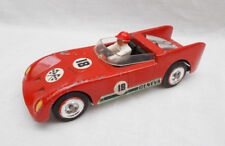 Vintage Tri-ang Mini Hi-Way Alpine Rally Sports Car - Made In England