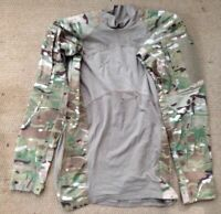 ARMY COMBAT SHIRT (ACS), FLAME-RESISTANT, MULTICAM (OEF-CP), Small