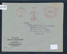 02688) DR meter AFS Hamburg 15 MAIZENA DMG DS 1931, Abb. Mais Kolben